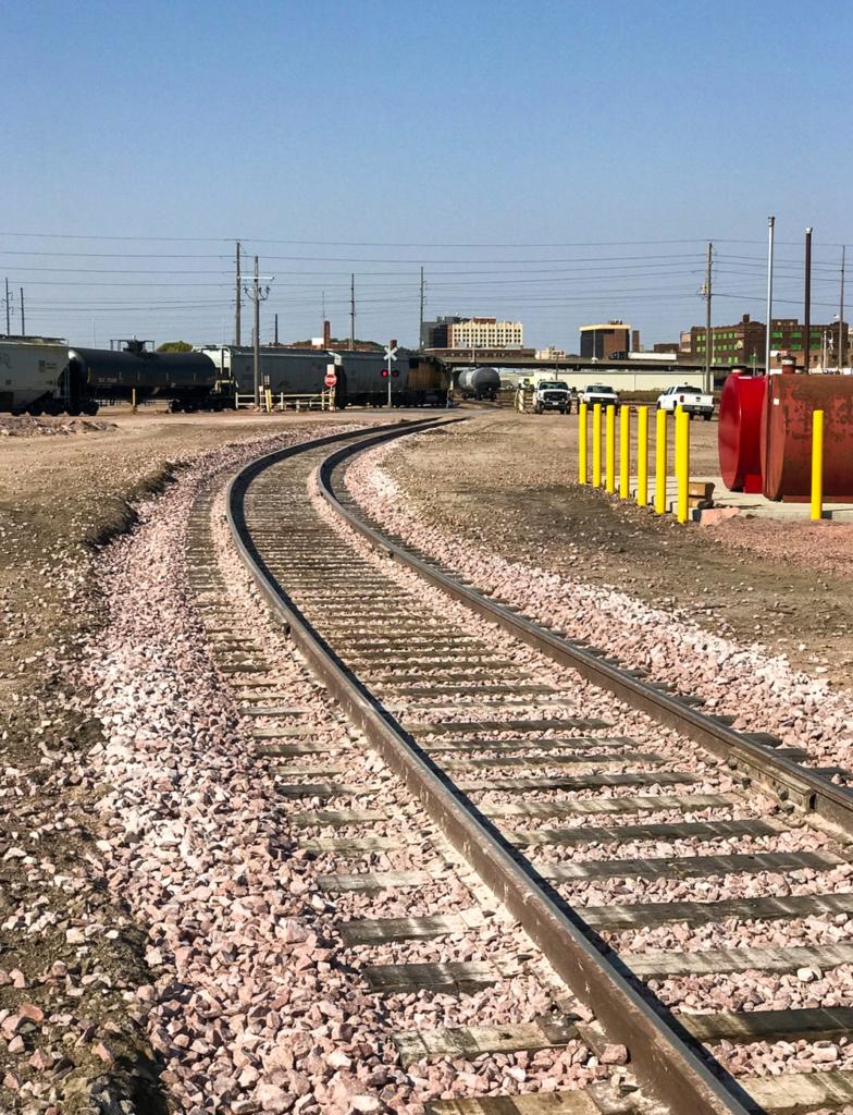 Track Repair and Replacement
